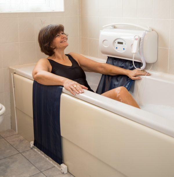 Relaxa bath lift