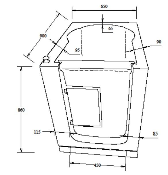 Sierra Compact dimensions