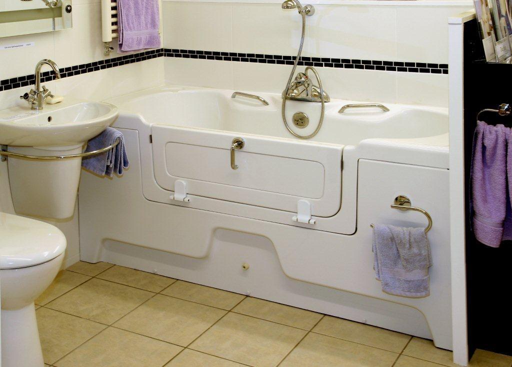 Solar high level bath
