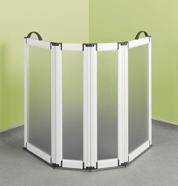 Impey freestanding screen