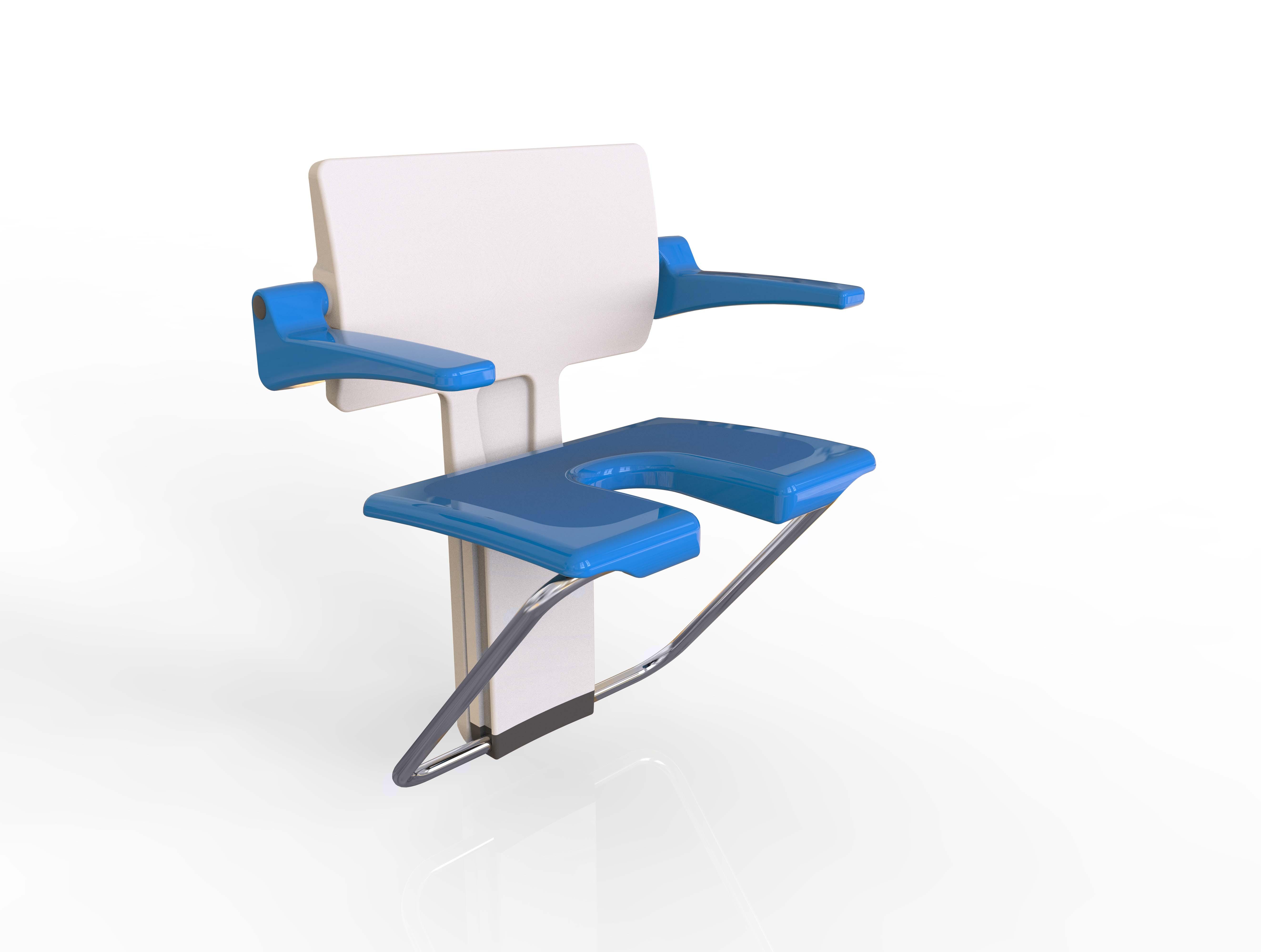 Impey Slimfold Horseshoe seat